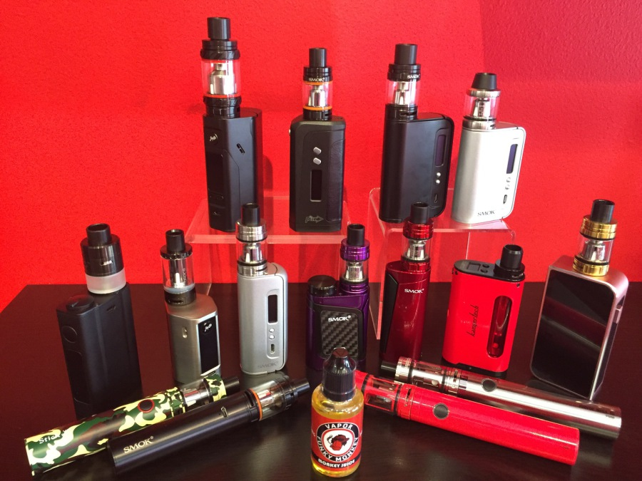 e-cigarette Vaping Supplies